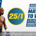 Mayweather to Win