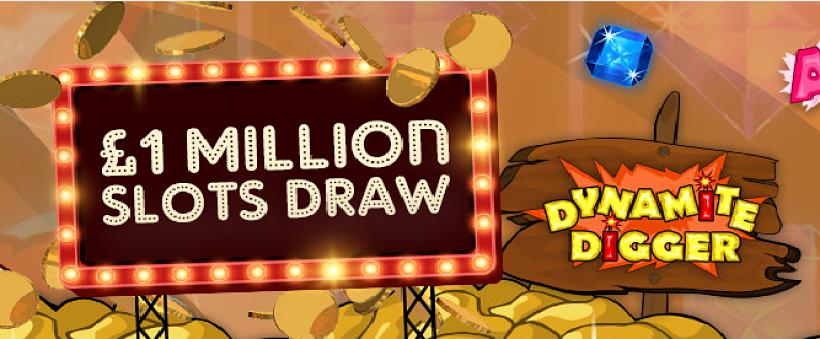 1 Million Slots Draw