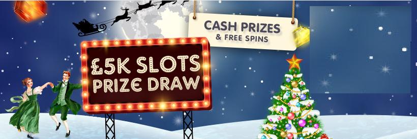 5K Slots Draw