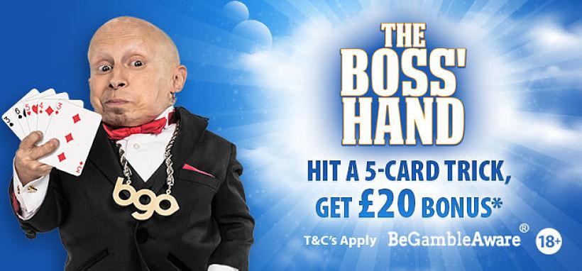 The Boss Hand
