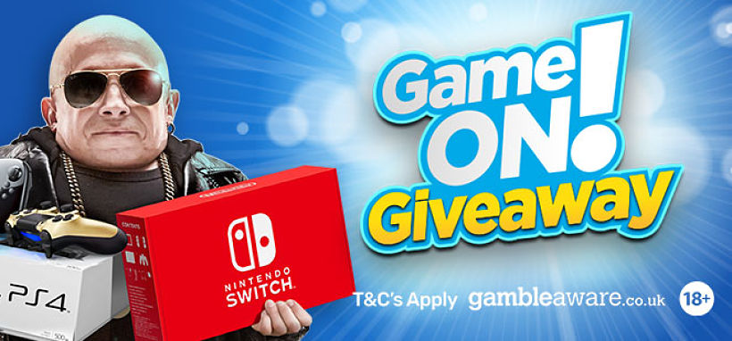 Game On Giveaway