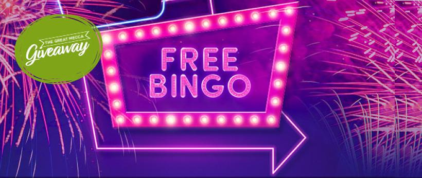 6K Free Bingo