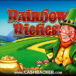 Bucky Bingo Rainbow Riches