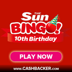 Black Friday Bonanza Sun Bingo