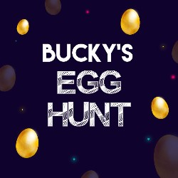 Bucky Bingo Egg Hunt
