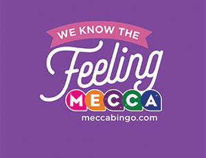 We Know The Feeling - Mecca Bingo