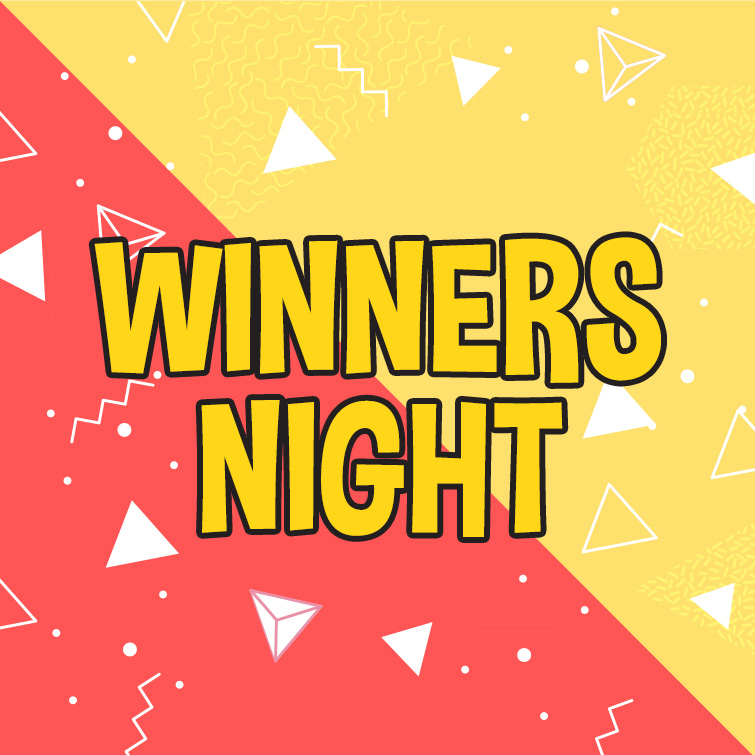 Winners Night BOGOF Bingo