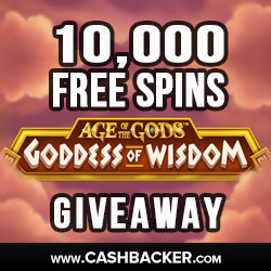 Age of the Gods Free Spins Bgo Vegas