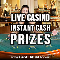 Grosvenor Casino Live Casino Host Prizes