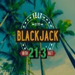 21 + 3 Blackjack