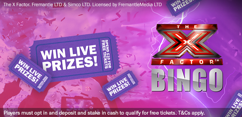 X Factor Big Bonanza