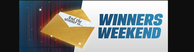 Winners Weekend