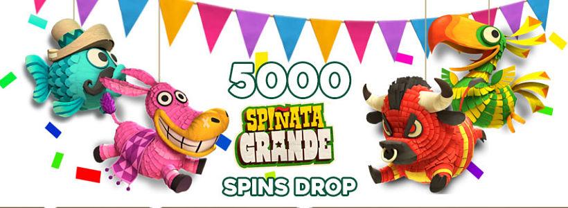 5000 Spinata Grande Spins