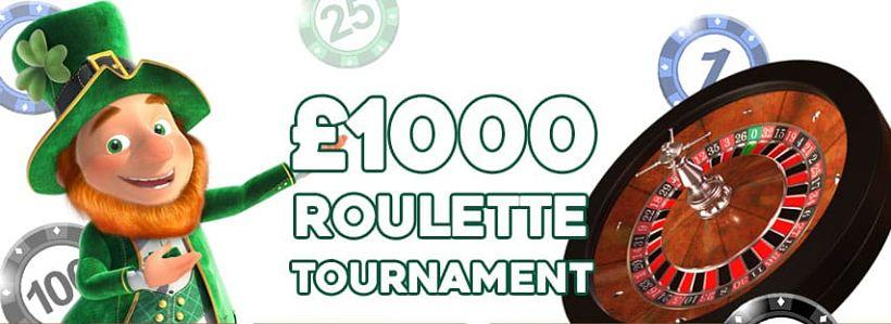 1K Roulette Tournament