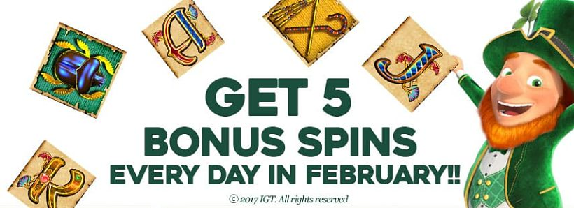 Free Spins Daily