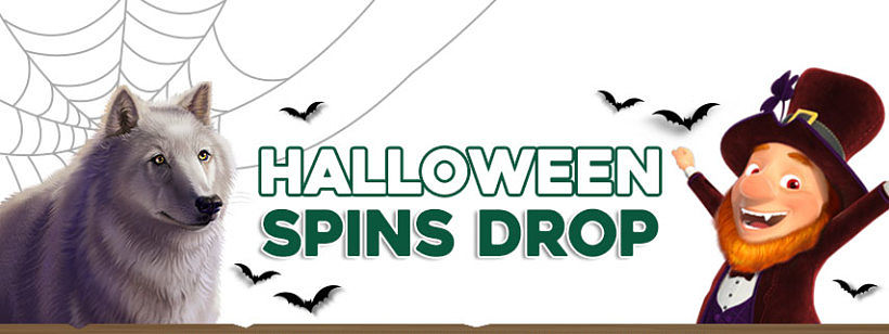 Halloween Spins Drop
