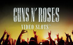 Guns n Roses Video Slot