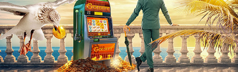 Goldify Video Slot Mr Green