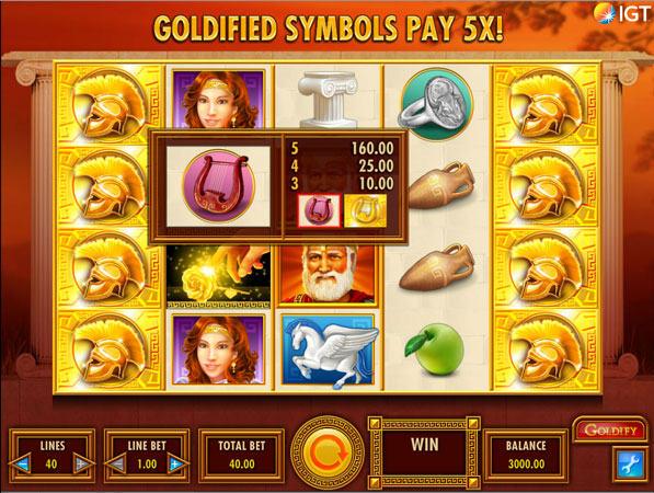 Goldify Video Slot