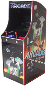 Retro-Rewind-Arcade Machine-Prize