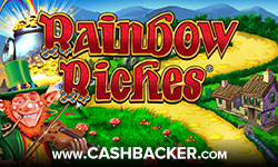 Rainbow Riches Video Slot