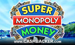 Super Monopoly Money - Casumo
