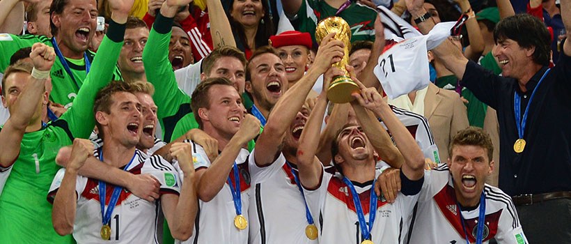 World Cup 2014 Winners Germany