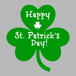St Patrick's Day 2018 Symbols