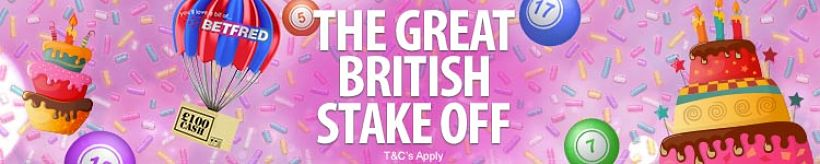 The Great British Stake Off