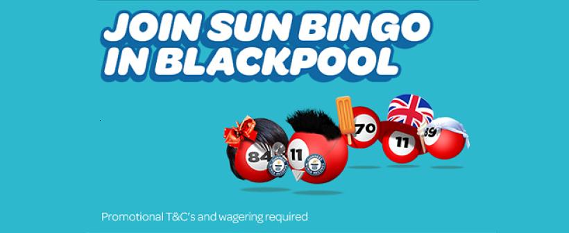 Blackpool Event