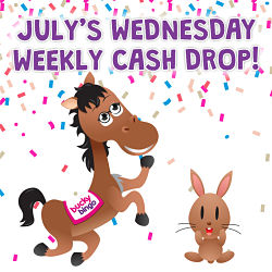 Weekly Cash Drop