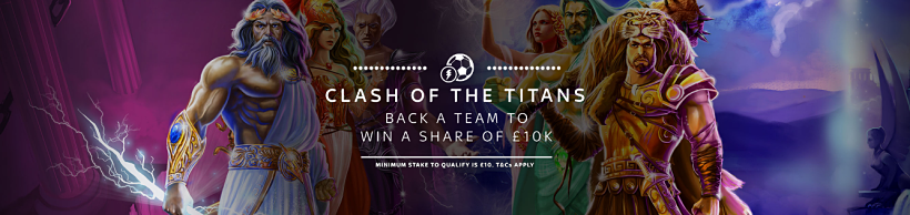 Sky Casino Clash of the Titans