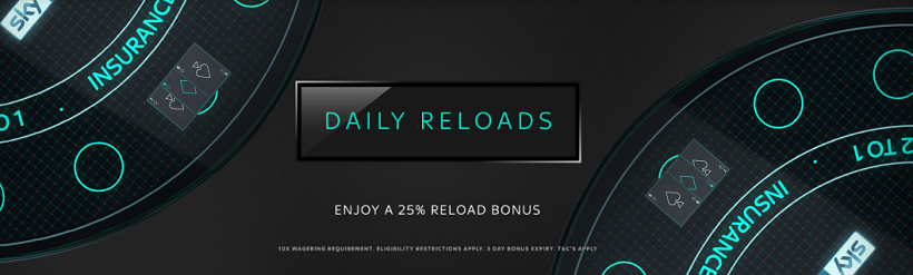Daily Reloads