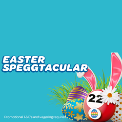 Easter Speggtacular