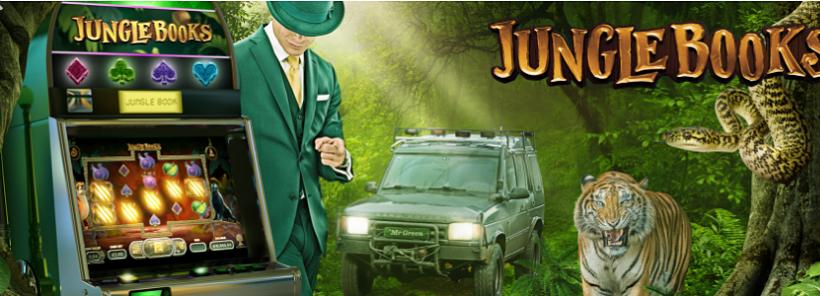 Jungle Books Cash Race