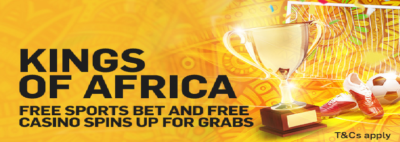 Betfair Kings of Africa