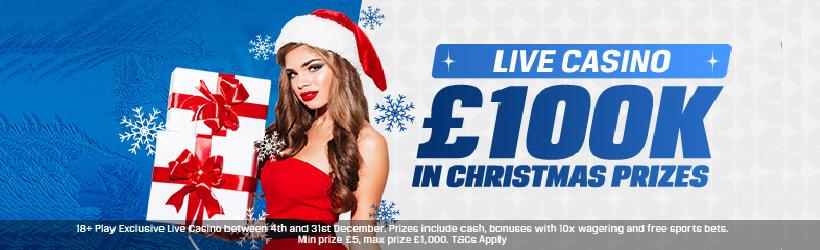 Live Casino Christmas