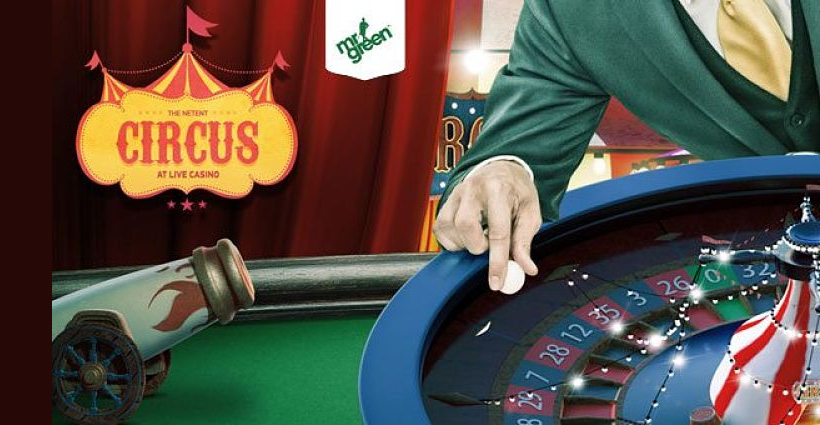 Live Circus Roulette