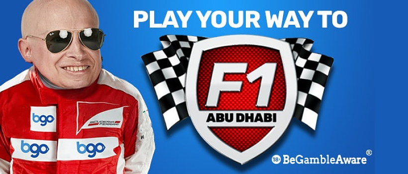 Race to Abu Dhabi