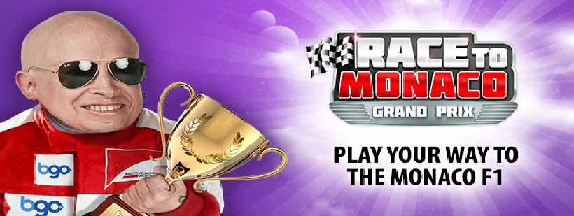 Race to Monaco