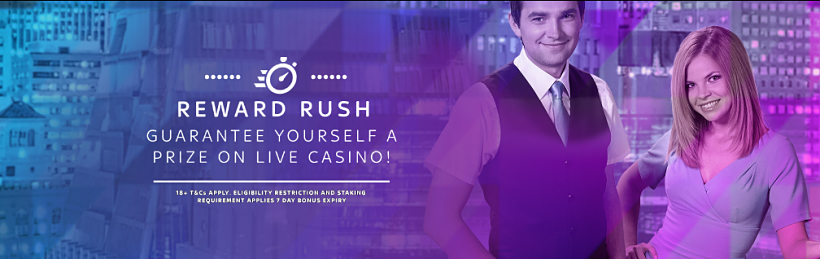 Sky Casino Rewards Rush