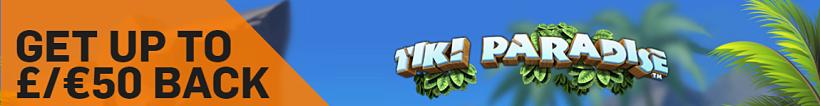 20% Lossback Tiki Paradise