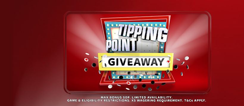 Tipping Point Giveaway