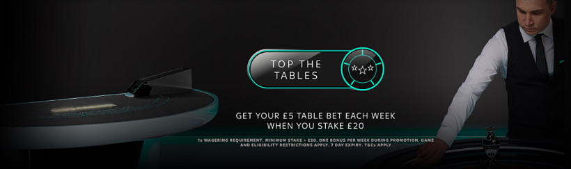 Top the Tables