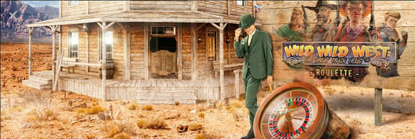 Wild Wild West Roulette