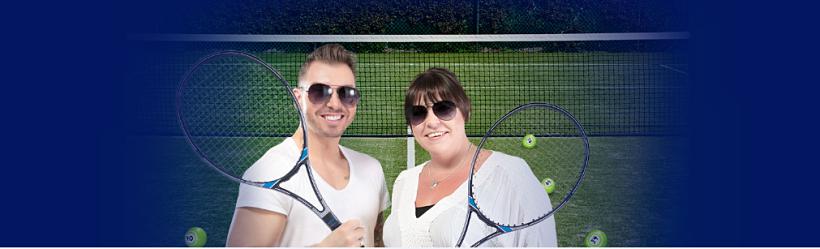 Wimbledon Tour Draw